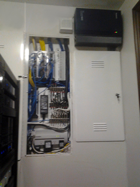 Home Network Wiring & Phone Systems Installation in Los Angeles on