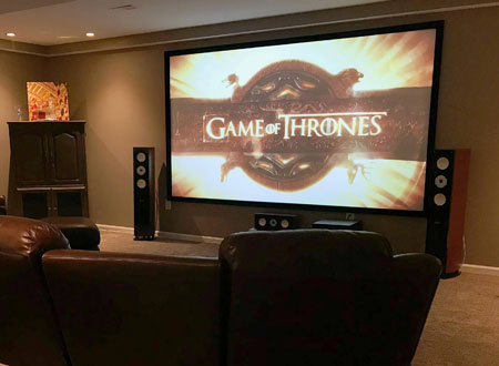 Home Theater Installer in brentwood